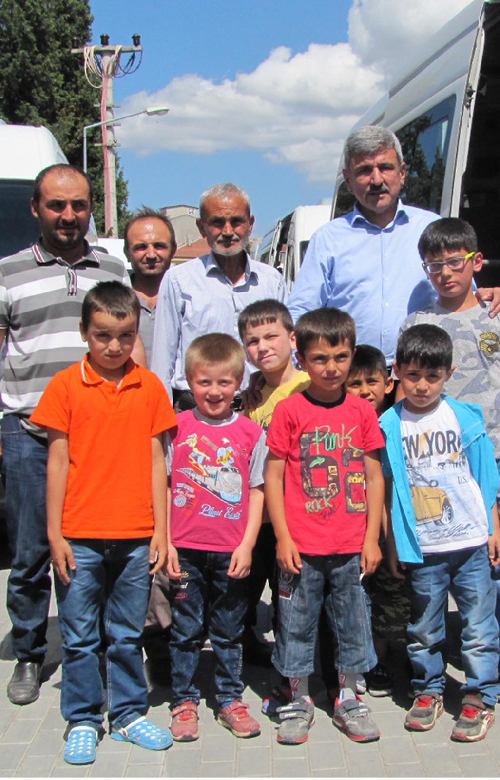 Vezirköprü Belediyesi toplu sünnet yaptı