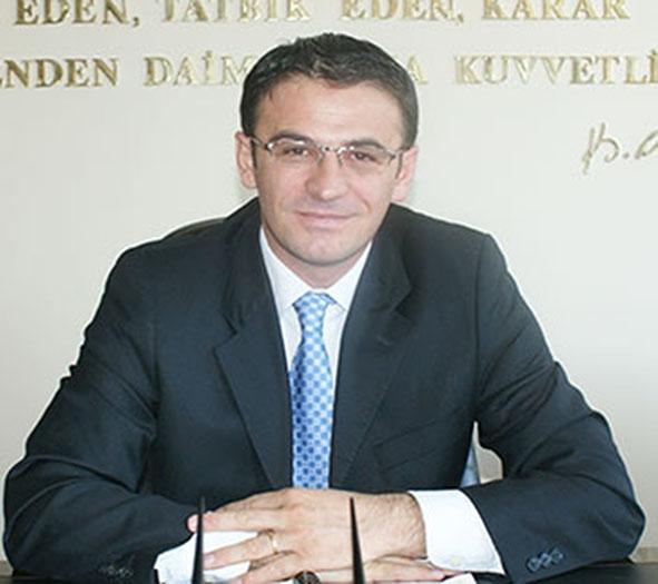 Kaymakam Balcı  Diyarbakır'a atandı
