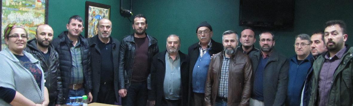 """Mehmet Ercan: """"Yeniden Adayım"""""""
