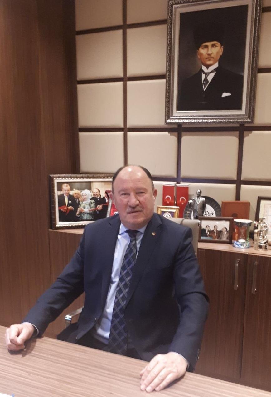Vezirköprü TSO Yönetim Kurulu Başkanı Fişekci: ŞİRKET KURMAK ARTIK ÇOK KOLAY