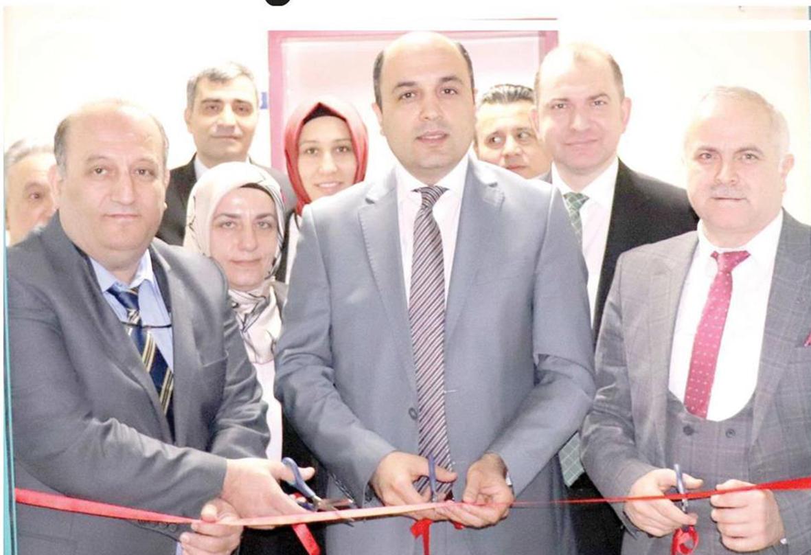 Vezirköprü Devlet Hastanesinde Palyatif Ünitesi Hizmete Açıldı