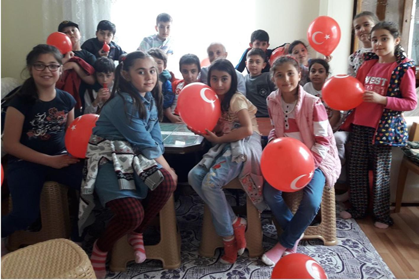 Mehmet Paşa İlkokulu Öğrencilerinden Anlamlı Ziyaret