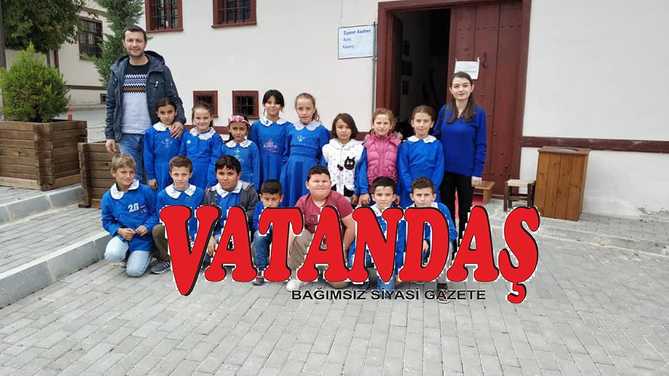 Öğrenciler Derici Konağı'nı Ziyaret Etti