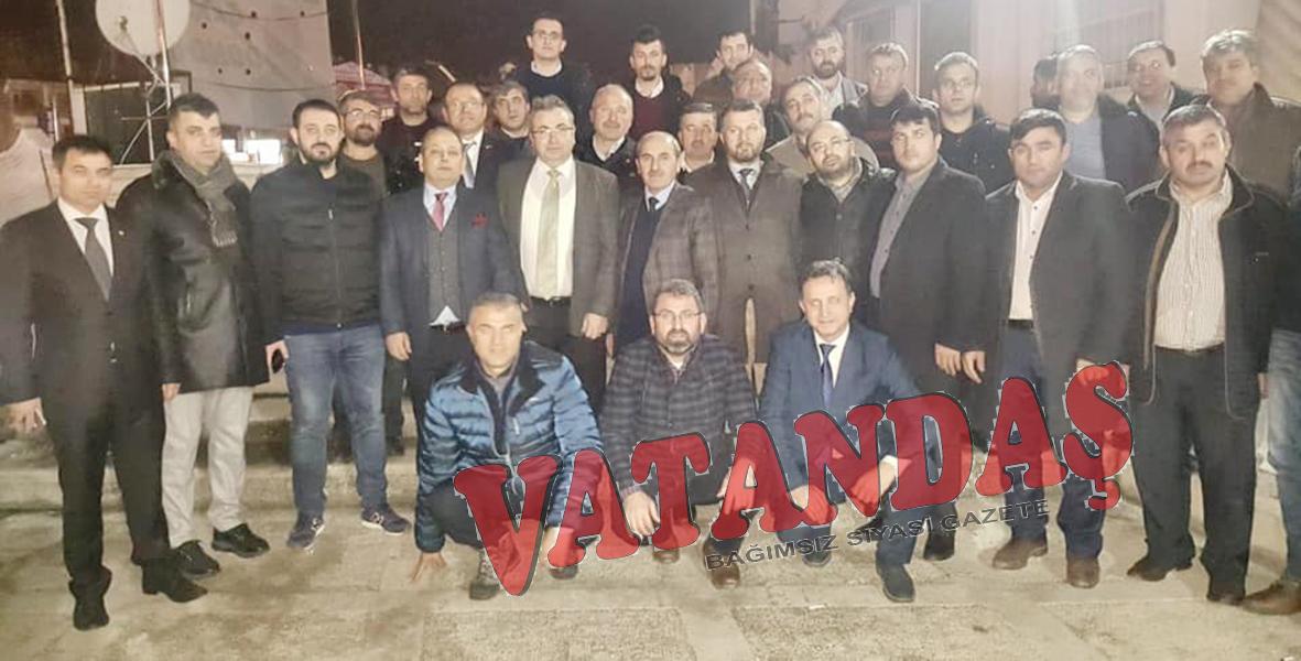 Ankara Samsun Dernekler Federasyonu (ASDEF) Hamsi Günü Organize Etti