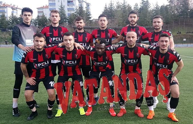 Vezirköprü Belediyespor ikinci yarının ikinci haftada bir nefes aldı..  Telekom'dan evimizde 3 golle 3 puan