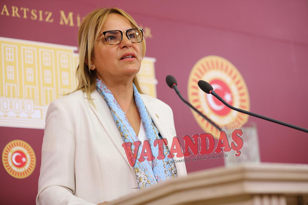 """CHP Samsun Milletvekili Neslihan Hancıoğlu; """"Çiftçi Daha Mı Önemsiz?"""""""