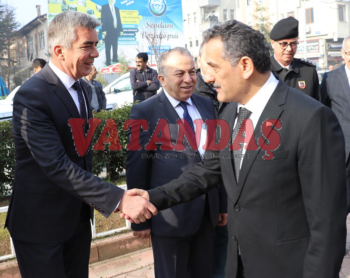 """Vali Osman Kaymak; """"Spekülatif Fiyat  Hareketlerinden Kaçının"""""""