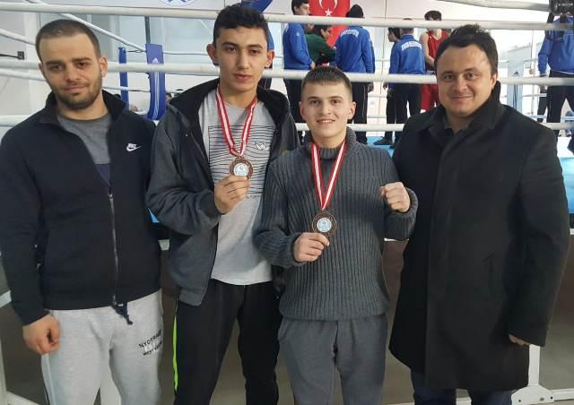 Sporculardan Madalya Üstüne Madalya
