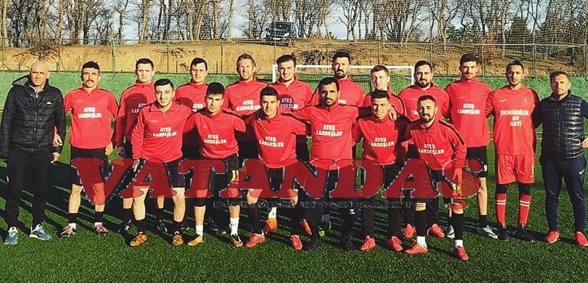 Vezirköprü'de yeni takım:  Vezirköprü Gençlik Spor  2. Amatörden başlıyor..