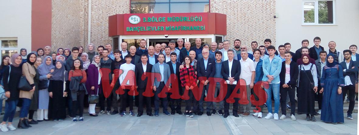 Ankara Vezirköprü Platformu Başkanı Murat Gülşen; Ankara'daki Vezirköprülü Üniversiteliler Yalnız Değil