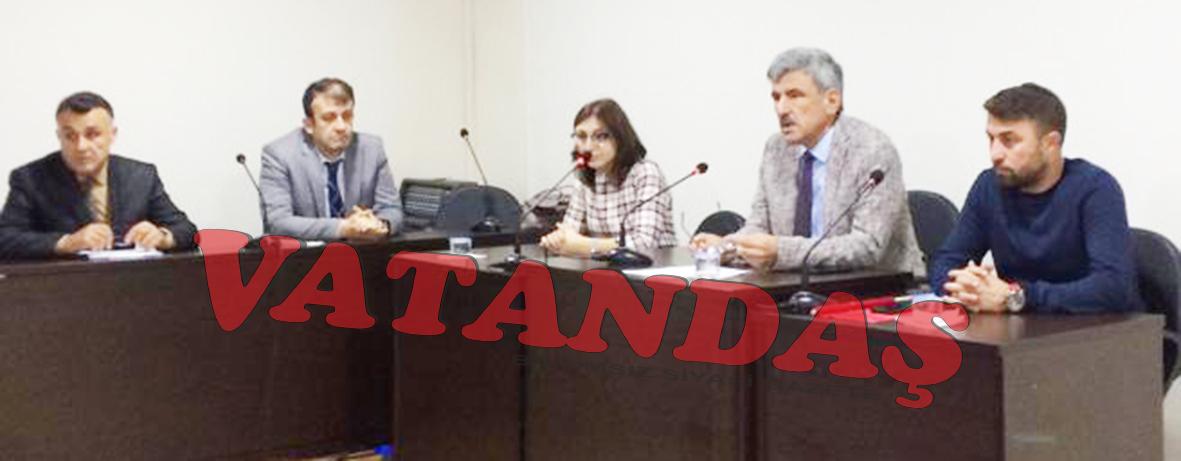 Belediye Meclisi Barış Pınarı Harekatı için Olağanüstü Toplandı