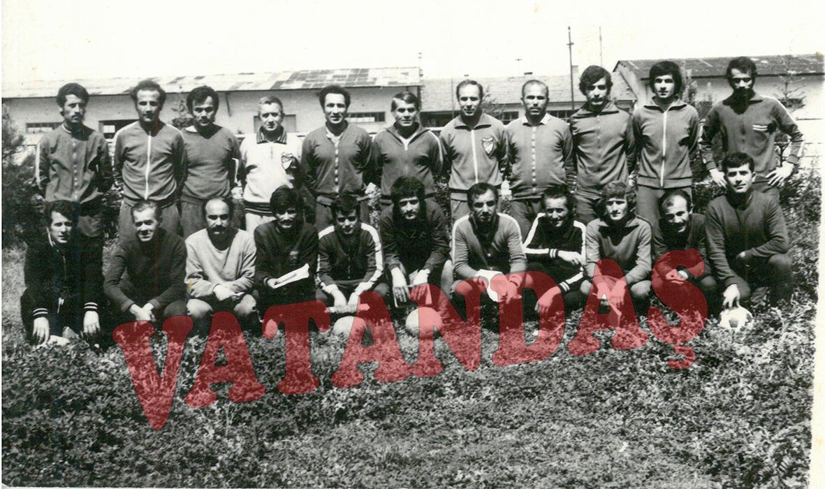 Nostalji: 1974 yılında Samsun'da ilk kez antenörlük kursu açıldı