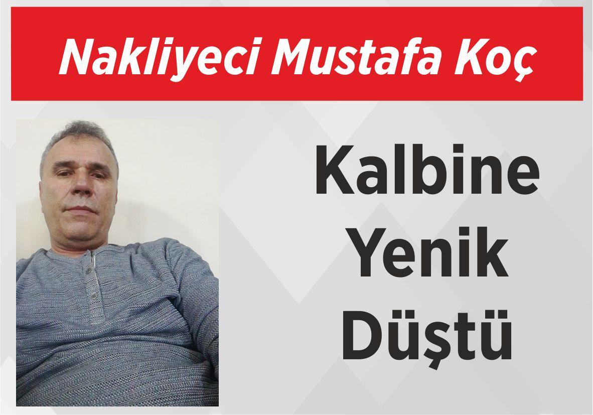 Nakliyeci Mustafa Koç Kalbine Yenik Düştü