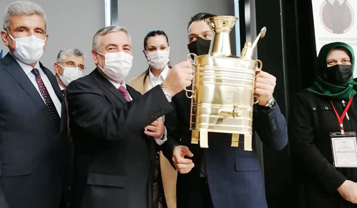 Tarım ve Orman Bakanı Bekir Pakdemirli geçtiğimiz hafta Samsun'a geldi. Tarım Bakanı'ndan  beklenen talepler!..