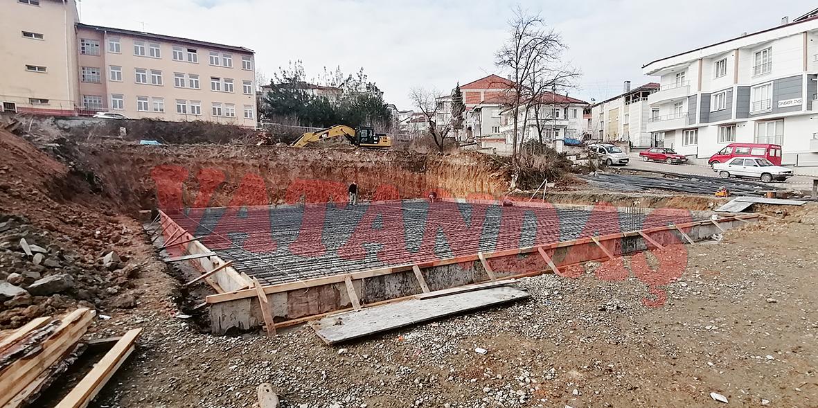 Vezirköprü Merkez'e bir anaokulu daha..