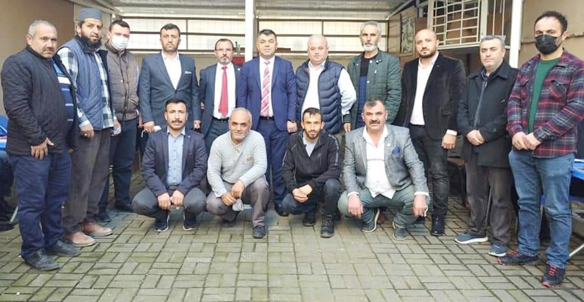 Bursa  Samsun  Vezirköprülüler Derneği  Yeni Yönetimi  Belirlendi