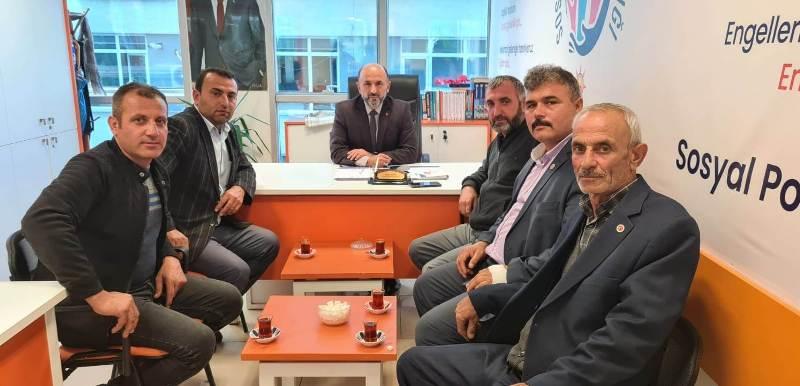 DSİ ve toplulaştırma yetkilileri Yarın Vezirköprü'ye gelecek!..